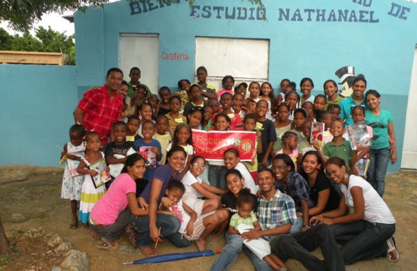Orphanage in Dominican Republic